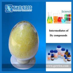 Entreprise de magasinage en ligne la fourniture de chlorure de dysprosium à bas prix
