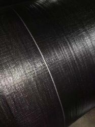 Tissu imperméable Non-Woven noir Paysage