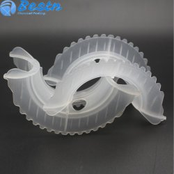 De plastic Willekeurige Super Zadels Intalox van de Verpakking