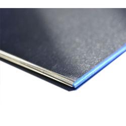 309S 310S 904L S32750 2205 254 Mill Suface bord de tôle en acier inoxydable Alliage poli/plaque