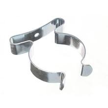Stahlblech-Metallblattfeder-Halter, der Metallschelle-Klipps stempelt
