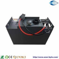 24V 48V/ LiFePO4 Batería para carretilla elevadora eléctrica Batería para sustituir la batería de plomo ácido con cargador