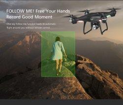Ronzi di divertimento, RC GPS WiFi Quadcopter, popolare dappertutto
