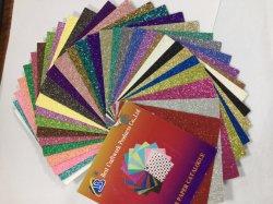 La fabrication de cartes de haute qualité Glitter 12X12 de papier cartonné papier Papier d'artisanat