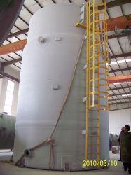 Depósito de plástico reforzado con fibra para los ácidos y cáusticos, disolventes y Non-Flammable fluidos corrosivos