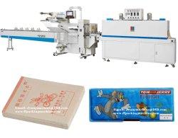 20 ans Machine d'Emballage Rétractable en usine pour l'exercice note Livres