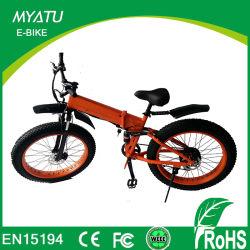 500W Mj1 Zellen-fetter Gummireifen Fahrwerk-3500 elektrisch weg vom Straßen-Vertiefung-Fahrrad