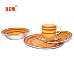 Céramique haute qualité Rainbow Ustensiles De Cuisine Vaisselle vaisselle