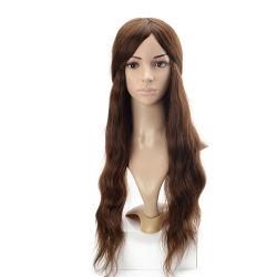 Lw5227 belle perruque de cheveux Remy Glueless silicium avec antiglisse Hairpiece Mono Base