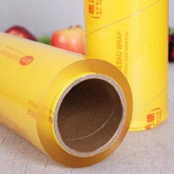 Abono de PE transparente Stretch Filme Grau Alimentício PVC Filme de Finalização de produtos de plástico