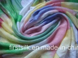 La soie/laine tricot jersey simple Tissu, tissu, jersey, interlock unique, Rib