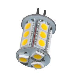 Светодиодный индикатор G4 GY6.35 18SMD 5050 3Вт лампа