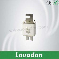 La vis du tuyau carré Type de connexion semi-conducteurs de protection de l'appareil utilisé un fusible rapide