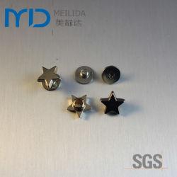 Estrela Equipamento Snap rebites e ornamentos de metal para aparelhos de moda, de vestuário, sacos e chapéus