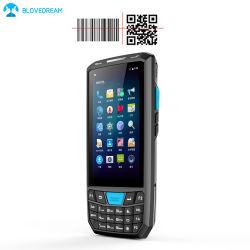 携帯電話のPsam SIMのスキャンナー人間の特徴をもつ産業PDAのためのRFIDの読取装置