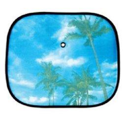 Custom складные рекламы лобового стекла автомобиля солнечную тень