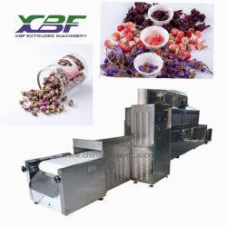 Saída de grande máquina de secagem de alimentos comida de microondas forno a vácuo