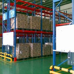 産業用ヘビーデューティボルトレスリベットアングルティアドロップメザニン片持ち金属スチール倉庫パレット保管棚