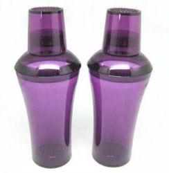 Plástico de alta calidad OEM Coctelera
