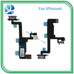 iPhone 6 6g力ボタンの屈曲ケーブルのための置換の電源-入/切Flexcable
