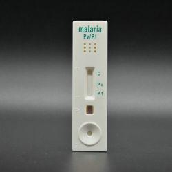 Who keurde Snelle Kenmerkende Uitrusting Één van de Uitrustingen van de Malaria de Uitrusting van de Test van de Reagens van de Malaria van de Stap goed