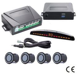 Sistema anteriore e posteriore automatico del sensore di parcheggio di inverso dell'automobile
