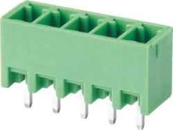 Gerader Pin-Vorsatz-steckbare Klemmenleiste für Schaltkarte-Vorstand (WJ15EDGVC-3.5)