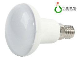 Освещение светодиодная лампа 7 Вт пластиковый корпус из алюминия E26 отсутствует Переключение погрузчика 120V R63
