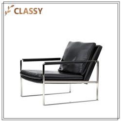 上の革オフィスの余暇の椅子の居間の家具