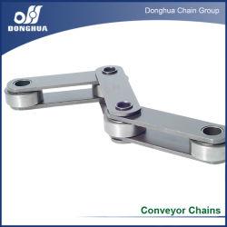 Catena standard 08BHPF del rullo del perno della cavità dell'acciaio inossidabile