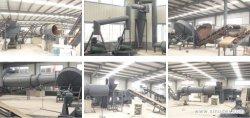 Landwirtschaftliche überschüssige organisches Düngemittel-Granulation-Maschine, Baumwollrückstand-Düngemittel-Granulierer