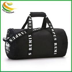 La promozione personalizza il sacchetto impermeabile di corsa di sport del sacchetto di Duffel del poliestere di semplicità
