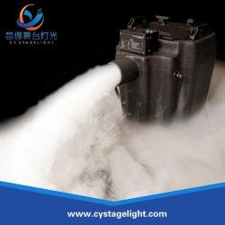 Этап эффект оборудование мини-Size 3000W/6000W сухой лед противотуманные фары машины