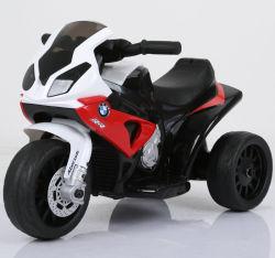 Los niños con licencia de BMW paseo en moto, coche de juguete eléctrico