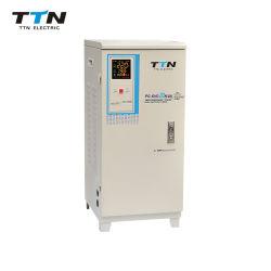 Stabilisator van Regualtor van het Voltage van PC-SVC 30kVA de volledig-AutoAC van het Kabinet van Ttn