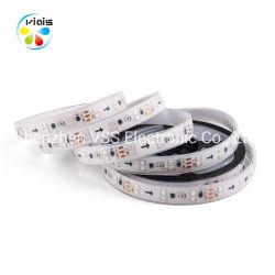 Digital à prova de fileiras duplas 5050 tira RGB LED