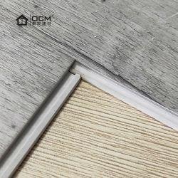 Haltbarer hölzerner Fußboden-Fliese-Stein-Plastikzusammensetzung Belüftung-Vinylbodenbelag der Beschaffenheits-SPC