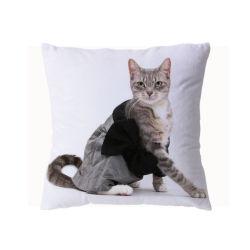 ホーム装飾的な昇華白い昇華枕箱のシート・クッションカバー