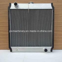 Водяной охладитель алюминиевых E311b Cat радиатор экскаватора