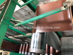 Staal Fabricator 0.131.5mm het Dikke aluminium-Zink Blad van het Dakwerk/de Vooraf geverfte Gegalvaniseerde Rol van het Staal