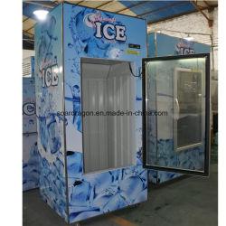 Congelatore Per Ghiaccio Con Sportello In Vetro Da 300 Litri