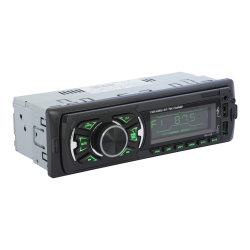 1 DIN AUDIO stéréo lecteur MP3 de commande à distance aux/TF/USB Véhicule de radio FM de voiture Bluetooth voiture lecteur MP3