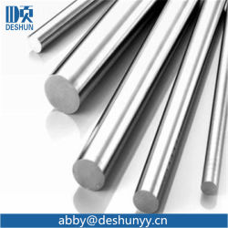 Une haute précision Ck45 4140 2Cr13 41Cr4 industriels barre en acier plaqués au chrome dur