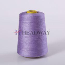 Katoenen van de Kleur van de Naaiende Draad van China 21s/32s Gekleurd Geverft Polyester Gemengd Garen