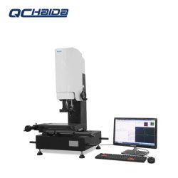 2D Video probar la máquina de medición óptica