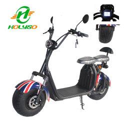 Cee&Coc 60V 20ah 1500W-2000W 18em Tyre Citycoco Scooter eléctrico