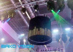 Affichage LED Flexible P2.5mm l'intérieur de l'écran Module ruban souple en caoutchouc