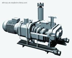 Vis de sec à pas variable pompe à vide utilisé pour l'industrie de la métallurgie du fer et acier