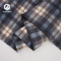 De Polyester van 100% wol-als de Stof van Terry voor Deken