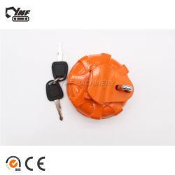 Ynf02205 Ynf02206 Ynf02207 a tampa de combustível para a Daewoo Doosan escavadoras com uma qualidade diferente